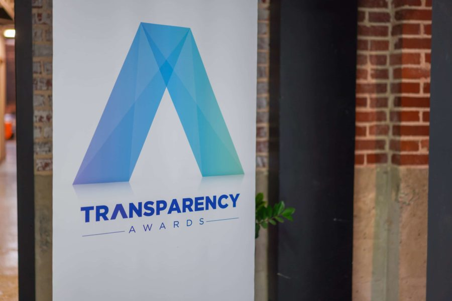 transparency awards 2020